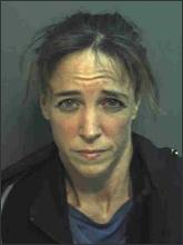 Lisa Nowak Arrest Photo