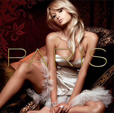 Paris Hilton CD - Paris: The Album