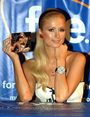 Paris Hilton CD