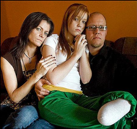 Kaitlyn Lasitter Family
