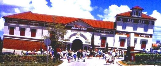 Ripleys Odditorium in Orlando, FL