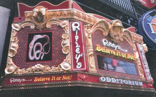 Ripley's Odditorium - Times Square