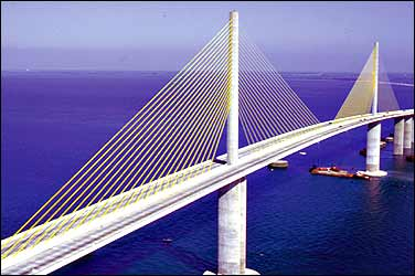 <em>The Sunshine Skyway, today</em>