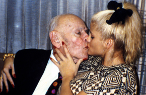 Anna Nicole and J Howard Marshall