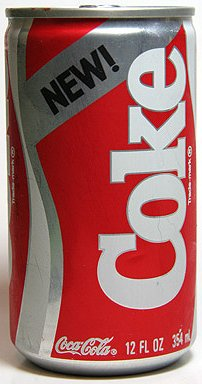 New Coke Can