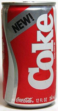 New Coke Can