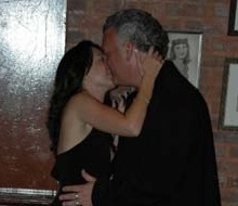 Joey Buttafuoco Kissing Amy Fisher