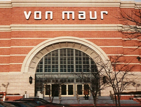 Von Maur at Westroads Mall