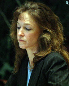 Lisa Nowak in Court