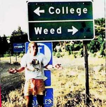 Weed or College?