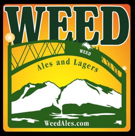 Weed Ale Logo