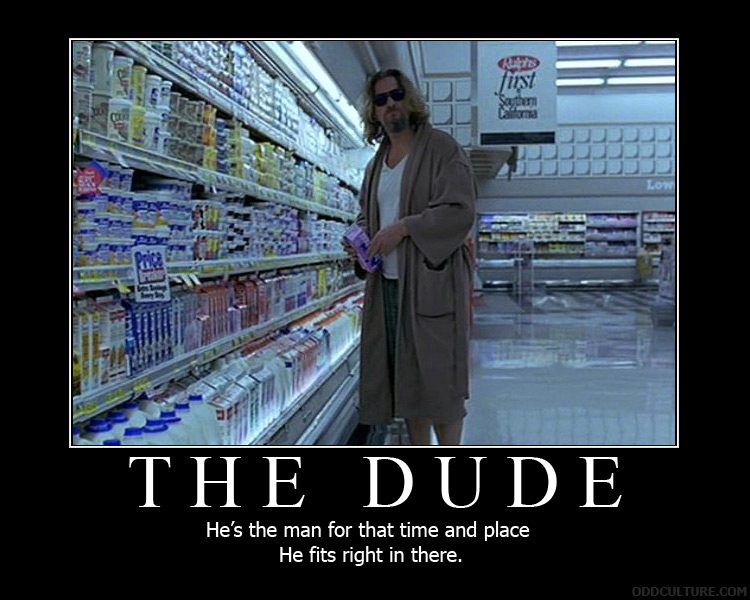 Dudes vs The_dude The_dude The Dude