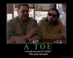 The Toe Motivational