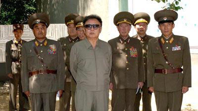 Kim Jong Il 2008