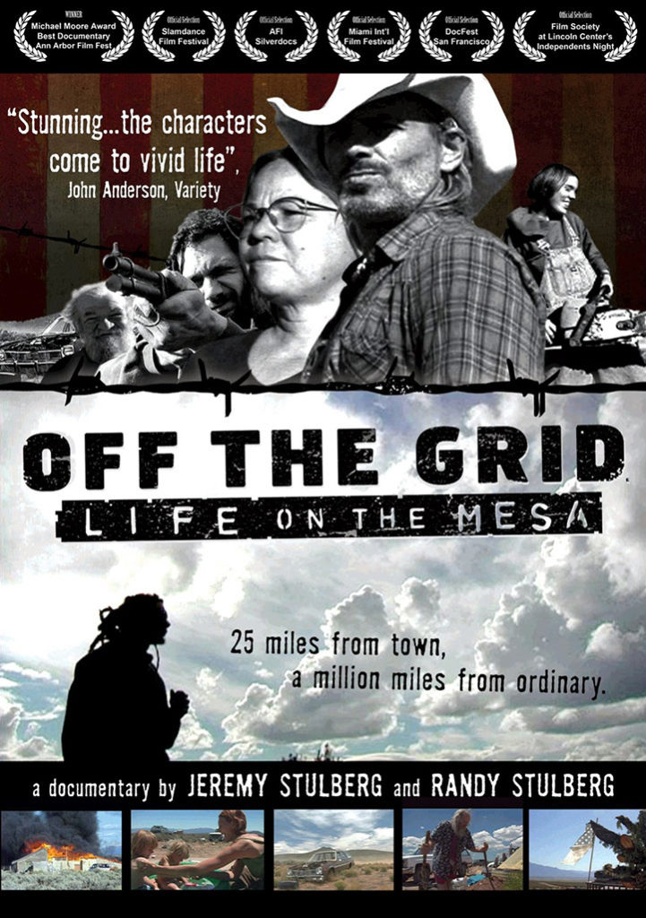 Off the Grid - Life on the Mesa Documentary