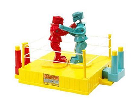 <em>Rock Em Sock Em Robots</em>