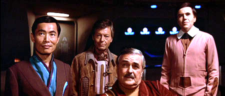 Trek 3 Cast