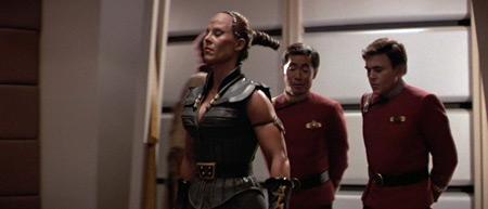 <em>Sulu, you can stop pretending now.</em>