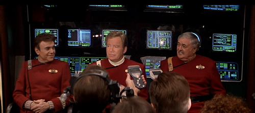 <em>It seems Shatner is radioactive</em>