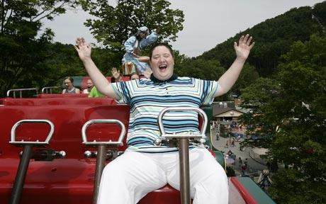Amy Wolfe to marry amusement ride