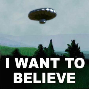 Balloon Boy - I Want To Believe