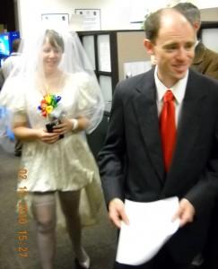 Brian Feldman and Hannah Miller