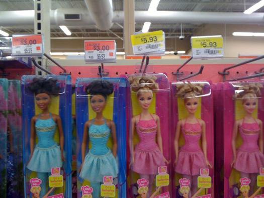 Walmart Black Barbie Controversy