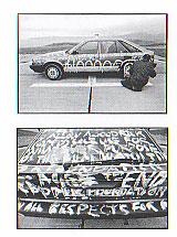 K Foundation Rental Car