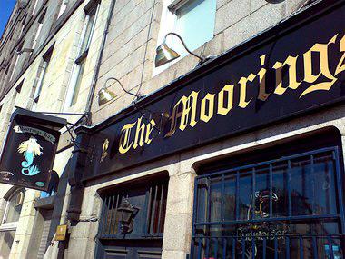 Moorings - Aberdeen - Scotland
