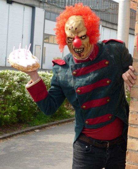 Evil Clown Service