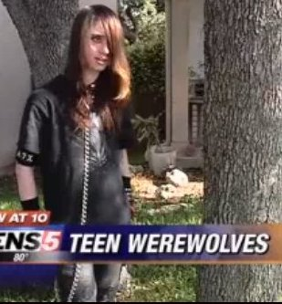Teen Wolf 3: The Quickening