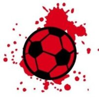 Bloody Soccer Ball