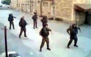 Dancing Israeli Soldiers