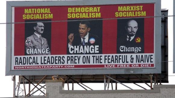 Obama Radical / Change