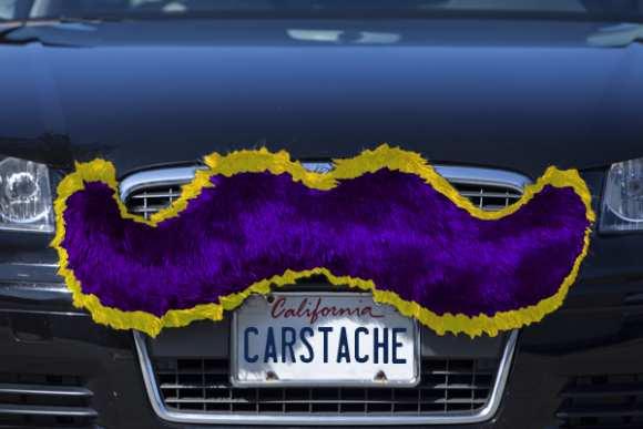 Car Stache