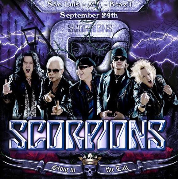 Scorpions Final Tour