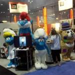 Smurfs - International Mascots