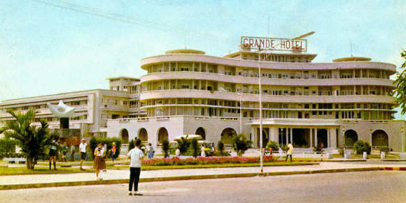 Grande Hotel - Beira - Old Days
