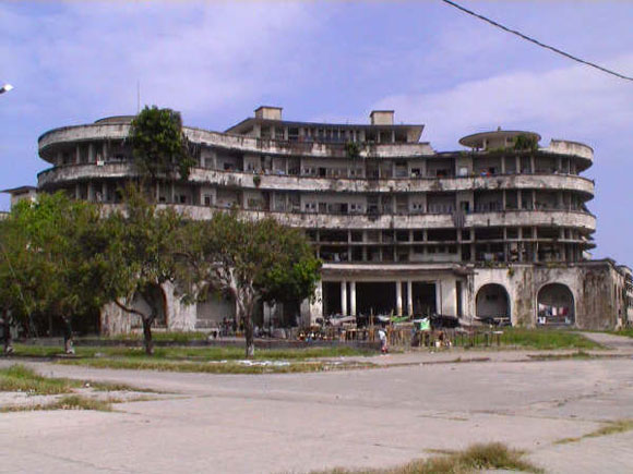 Grande Hotel Beira - Today