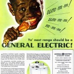 General Electric Vintage Ad