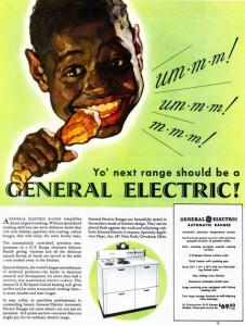 General Electric Vintage Ad