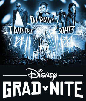 Disney Grad Night 2011