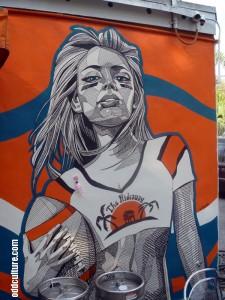 Hideaway Bar Mural #2