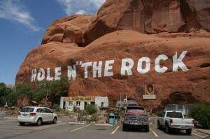 Hole N The Rock, Utah