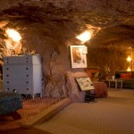 Inside Hole n the Rock