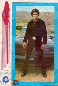 Knight Rider - David Hasselhoff Cards