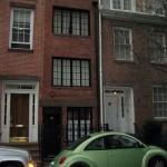Narrow House - Alternate View