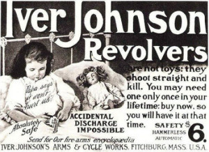 Shocking Ad For Revolvers