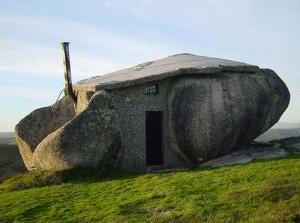 Portuguese Stone House