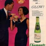 Sparkling Champale Ad